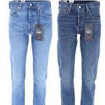 Levis 501 Original Herren Premium Jeans für 59,90€