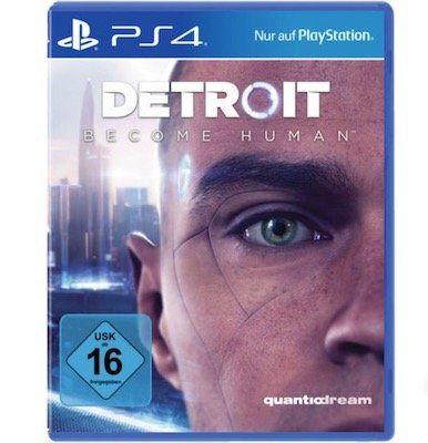 Detroit Become Human (PS4) für 33€ (statt 55€)