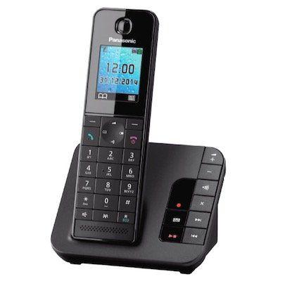 Panasonic KX TGH 220 Schnurlos Telefon ab 30,26€ (statt 44€)