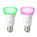 Philips Hue White and Color Ambiance Starter Kit mit Schalter für 163,99€ + gratis Hue Go (statt 197€)