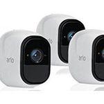 Netgear Arlo Pro VMS4530-100EUS – 5er Pack wiederaufladbares Smart Home HD-Überwachungs Kamera-Sicherheitssystem für 715€ (statt 940€)