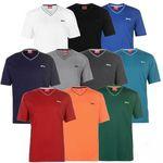 Slazenger Herren T-Shirts mit V-Ausschnitt für je 9,99€
