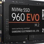 Samsung 960 Evo M.2 SSD mit 1 TB ab 269€(statt 320€)