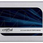 Crucial MX500 SSD mit 1TB für 96,63€ (statt 111€)