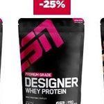 25% Rabatt auf 12 ESN Topseller-Produkte bei Fitmart – z.B. 4kg ESN Whey für nur 56,68€ (statt 69€)