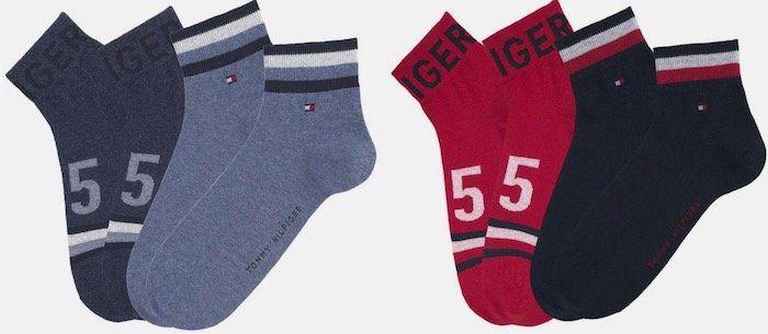 4er Pack Tommy Hilfiger Sportsocken ab 16,19€ (statt 23€)