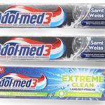 Ausverkauft! 6er Pack Odol-Med 3 Whitening Extra Zahnpasta für 3,99€ (statt 7€)
