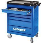 Gedore 2005-TS-147 – Werkstattwagen mit 147 Teilen für 789,78€ (statt 971€)