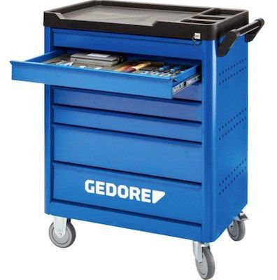 Gedore 2005 TS 147   Werkstattwagen mit 147 Teilen für 789,78€ (statt 971€)