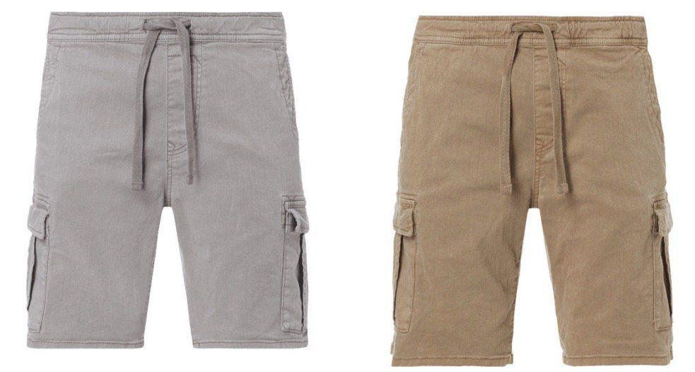 Tom Tailor Herren Cargo Shorts für je 17,95€(statt 30€)