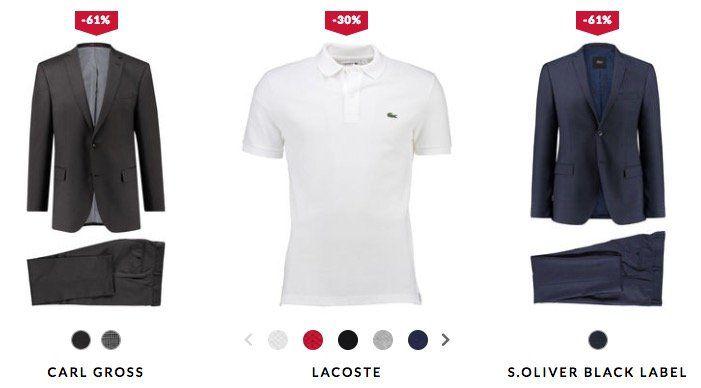 10% Rabatt auf Top Marken wie GANT, Ralph Lauren, Lacoste uvm. bei engelhorn   z.B. Tommy Hilfiger Herren Poloshirt ab 44,91€ (statt 60€)