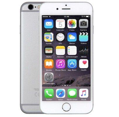 Tipp! iPhone 6s Plus 128GB Silber für 339€(statt 484€)