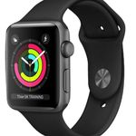 Apple Watch Series 3 (GPS) 42mm + Beats X Kopfhörer für 399€ (statt 473€)