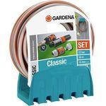 Gardena 18005-50 Wandschlauchhalter + 20 Meter Schlauch für 18,59€ (statt 34€)