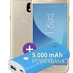 o2 Allnet-Flat mit 3GB LTE für 9,99€ mtl. + Samsung Galaxy J3 nur 1€ + gratis 5.000 mAh Powerbank
