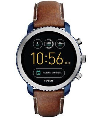 Fossil Q Explorist Herren Smartwatch für 127,49€ (statt 195€)