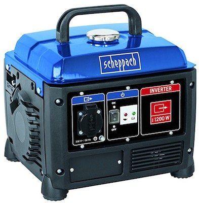 Scheppach Inverter SG1200 max. 1200 W mit 4 Takt Motor für 126€(statt 145€)