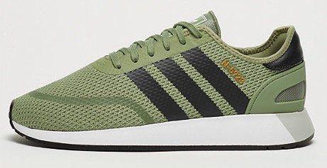 adidas N 5923 Herren Sneaker in Grün für 48€(statt 63€)