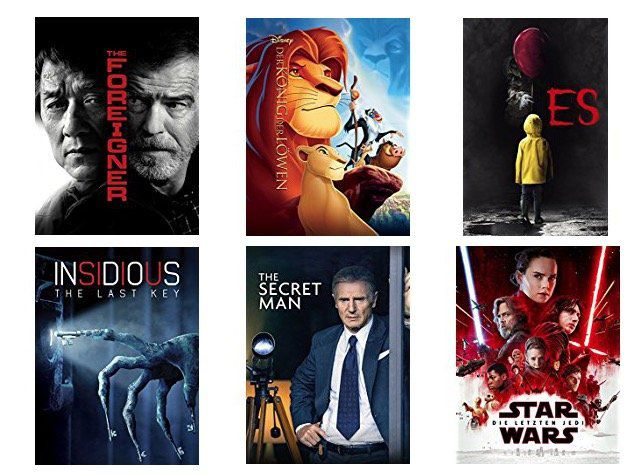 Prime Video: über 600 Filme in HD für je 0,99€leihen