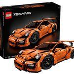 13 Marken mit 13% Rabatt bei myToys – z.B. Lego Technic 42056 Porsche GT3 RS für 199,56€ (statt 219€)
