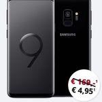 Samsung Galaxy S9 für 4,95€ + Vodafone Flat von Otelo mit 6GB LTE für 29,99€ mtl.