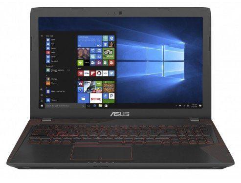Asus FX553VD Gaming Notebook mit GTX 1050 für 551,32€(statt 615€)
