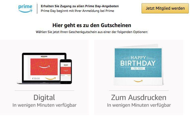 100€ Amazon Gutschein kaufen + 10€ geschenkt bekommen   nur Prime