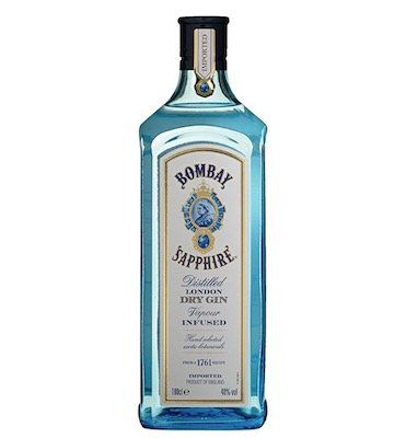 Bombay Sapphire London Dry Gin (1 Liter) für 22,90€ (statt 28€)