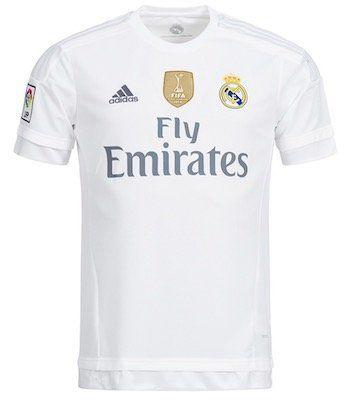 adidas Real Madrid Heim Trikot für 17,08€ (statt 35€)   nur 2XL und 3XL
