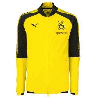 Puma BVB Borussia Dortmund Herren Trainingsjacke 17/18 für 24,04€ (statt 33€)