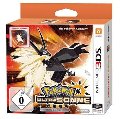 Pokémon: Ultrasonne   Fan Edition (3DS) für 20€ (statt 36€)