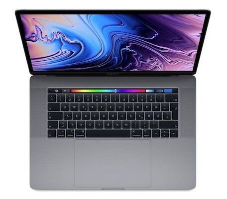 Apple Macbook Pro 15 (Modell 2018 MR942D/A) mit 512GB für 2.841,59€ (statt 2.999€) + 212,55€ in Payback Punkte