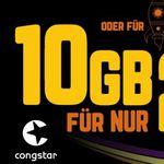 """Telekom Allnet-Flats von Congstar mit 10GB """"Highspeed"""" für 30€ mtl. + Smartphones ab 4,95€"""