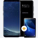 """Samsung Galaxy S8 Plus für 4,95€ + gratis Samsung Galaxy Tab A 10.1 + Vodafone Flat mit 6GB """"Highspeed"""" von Otelo für 29,99€ mtl."""