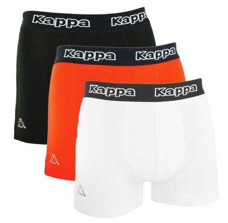 3er Pack Kappa Boxershorts in verschiedenen Farben für 14,99€