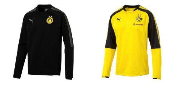 BVB Fan Sale + keine VSK ab 40€   z.B. Poloshirt nur 14,04€ (statt 23€)
