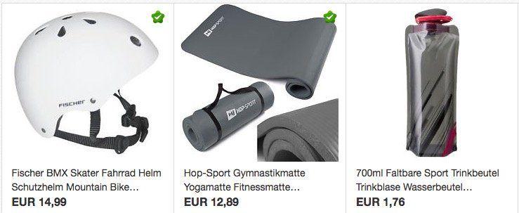 Knaller! Gratis Artikel bis max. 20€ bei eBay (mehr als 1 kaufen, günstigster gratis)