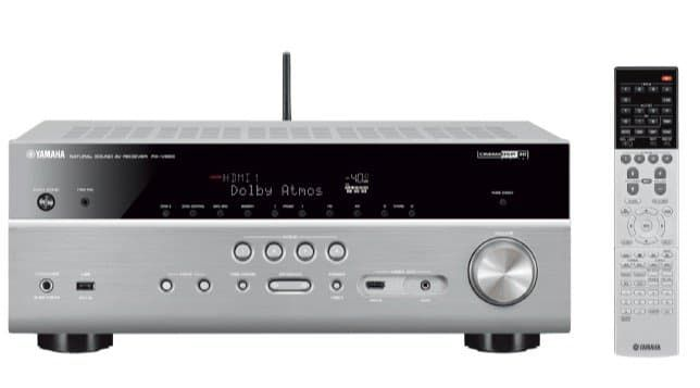 Yamaha RX V683 7.2 AV Receiver mit WLAN & Bluetooth für 399€ (statt 480€)