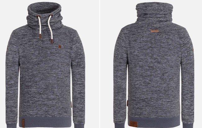 Naketano Schwanz Ist Trumpf Zipped Jacket für 22,49€ (statt 35€)