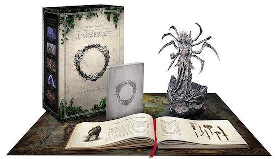 The Elder Scrolls Online: Summerset (PS4 Add On) für 49,97€ (statt 99€)