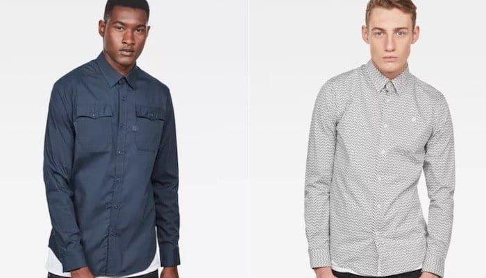 G Star Sale mit bis zu 50% Rabatt   z.B. 5620 3D Loose Jeans für 69,97€
