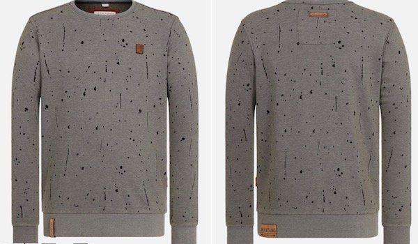 Naketano Ausgewogener Drogenkonsum Sweatshirt für 20,69€