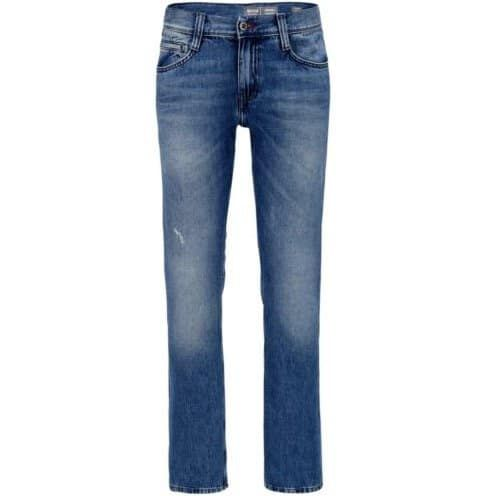 Mustang Oregon Straight Herren Jeans in Heavy Used Wash für 26,99€ (statt 53€)