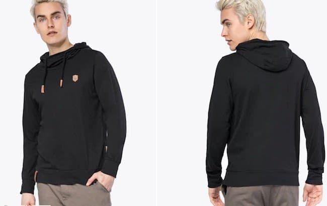 Naketano Herren Sweatshirt Diese Nüsse für 19,71€ (statt 30€)   nur M bis XL