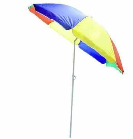 Outsunny Strandschirm 160cm für 7,90€
