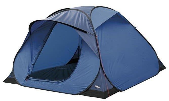 High Peak Pop Up Hyperdome 3 Zelt für 3 Personen für 55,90€ (statt 87€)