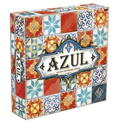Azul (Spiel des Jahres 2018) für 24,29€ (statt 31€)