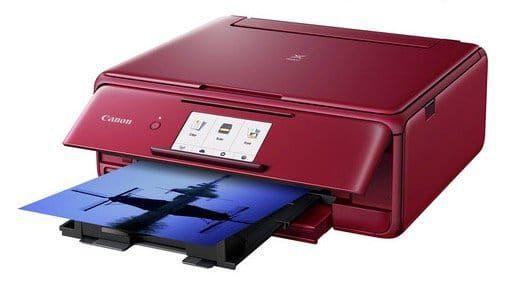 Canon TS8152 All in One WLAN Drucker für 108,90€ (statt 148€) + 30€ Cashback