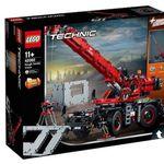 Lego Technic 42082 Geländegängiger Kranwagen für 170,99€ (statt 199€)