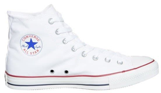 Converse Chuck Taylor All Star High Sneaker in Weiß für 33